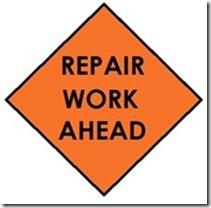 RepairWorkAhead